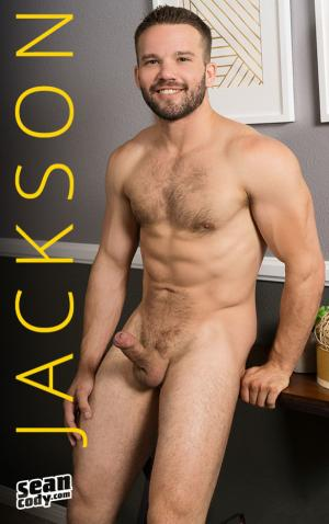 SeanCody – Jackson rubs one out