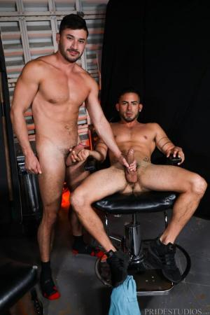 PrideStudios – First Time Players – Cesar Rossi & Scott DeMarco