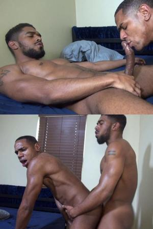 BlackBreeders – Friends Again – What You Didn't See – Magic Wood & XL – Bareback