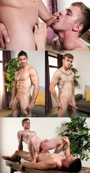 NextDoorBuddies – Hand To Hand – Jason Richards & Ryan Jordan – Bareback