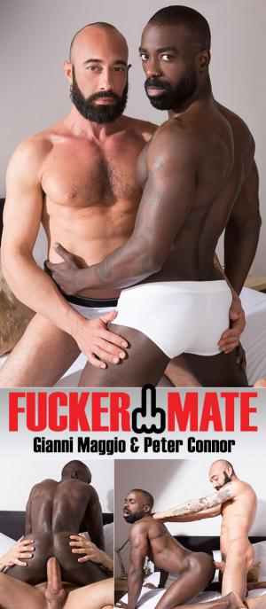 Fuckermate – Bearded Horny Mates – Gianni Maggio bangs Peter Connor raw