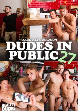 RealityDudes – Dudes In Public 27 – Kitchen Confidential – Jax Damon fucks Collin Lust
