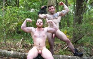 TheGuySite – 2 Swinging Dicks in the Woods – Jack 5 & Randy