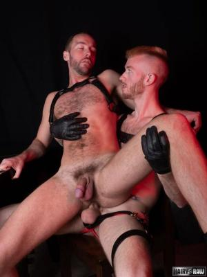 HairyandRaw – As I Say – Declan Moore & Alex Hawk – Bareback