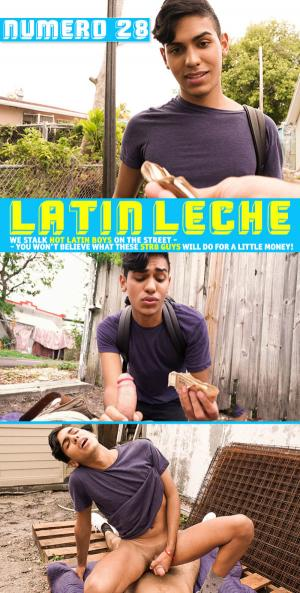 LatinLeche – Numero 28 – Teasing Our Cameraman with Ass – Bareback