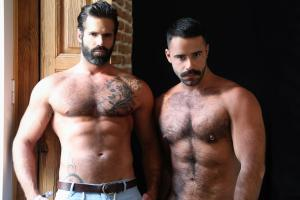 Ericvideos – Dani offer 2 loads to Teddy – Dani Robles & Teddy Torres
