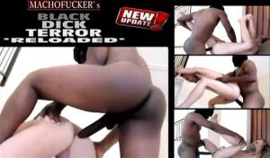 MachoFucker – Black Dick Terror – Reloaded – Smart & Leon