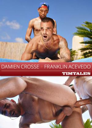 TimTales – Damien Crosse takes Franklin Acevedo's 9-inch cock deep and raw