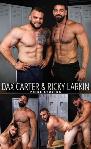 PrideStudios – Muscled Up! – Ricky Larkin bangs Dax Carter
