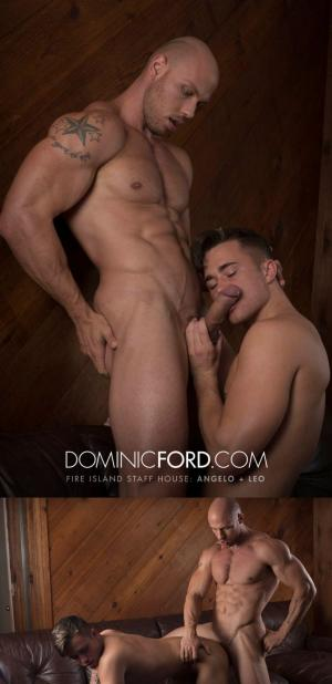 DominicFord – Fire Island Staff House – Just Angelo & Leo Sweetwood