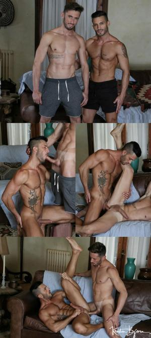 KristenBjorn – Casting Couch #392 – Andy Star & Marcos Oliveira – Bareback