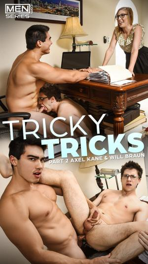 Men.com – Tricky Tricks, Part 2 – Axel Kane bangs Will Braun – Str8toGay