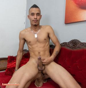 Latinboyz – Naked Latin Man Ice – Solo