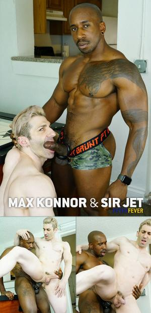 PeterFever – Redhot Rosy Cheeks – Sir Jet & Max Konnor