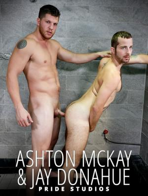 PrideStudios – Pass the Soap – Ashton McKay fucks Jay Donahue